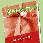 Geschenkgutscheine Raiffeisen Emscher-Lippe