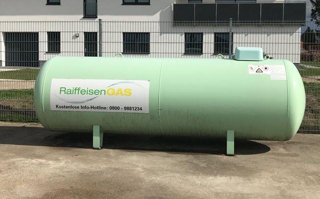 Flüssiggas kaufen in Recklinghausen, Datteln und Marl